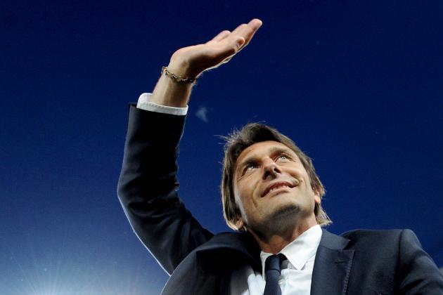 PSG Respond to Rumours That Antonio Conte Will Replace Laurent Blanc