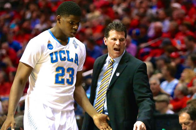 Steve Alford Quickly Turning the Tide for UCLA Basketball