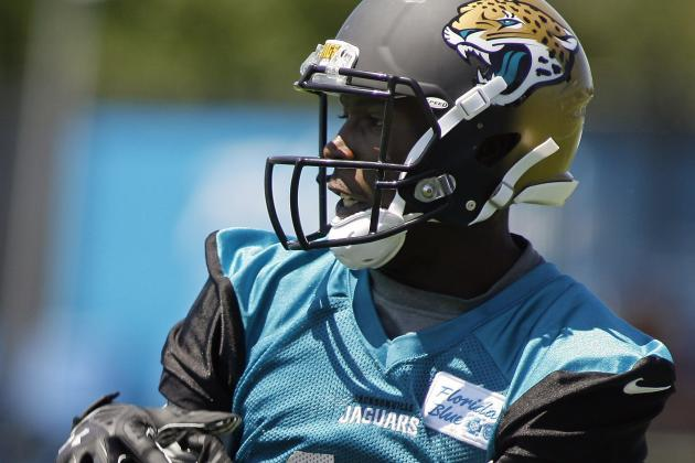Jaguars 2014 Training Camp: Lee, Robinson Ready