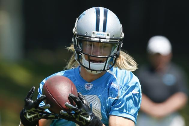 Carolina Panthers WR Brenton Bersin Hopes to Reach NFL Dream
