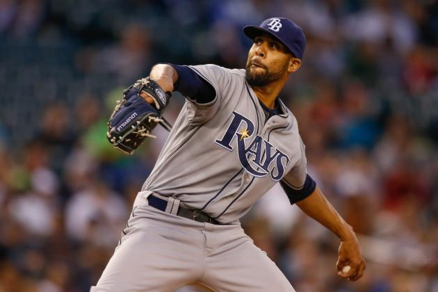 MLB Trade Rumors: Latest Chatter on David Price, Alex Rios and More