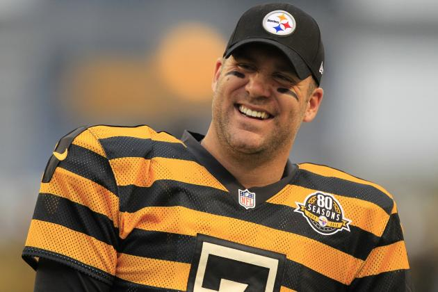 Steelers to Wear 1934 Throwback Uniforms Versus Indianapolis