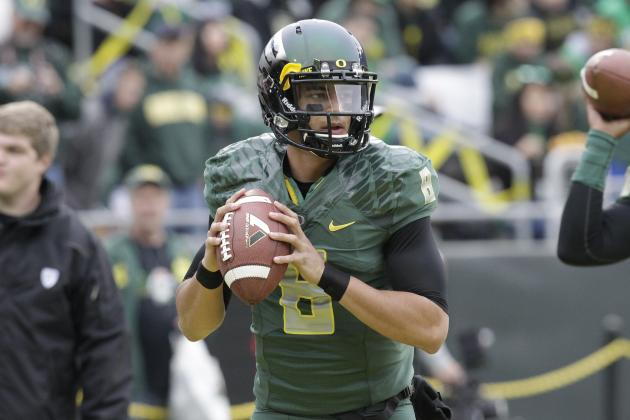 Pac-12 Media Makes Right Call Voting Oregon to Win Conference in 2014