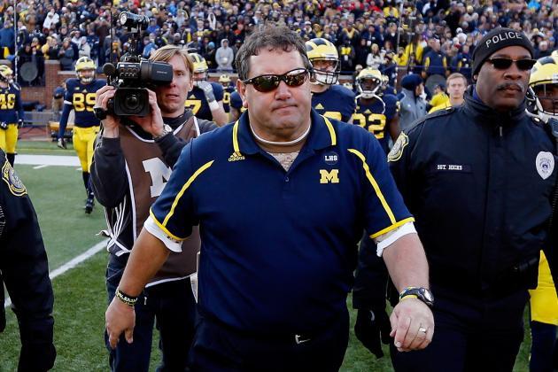 Michigan Football: Brady Hoke Will Need Road Wins to Save Home Attendance Streak