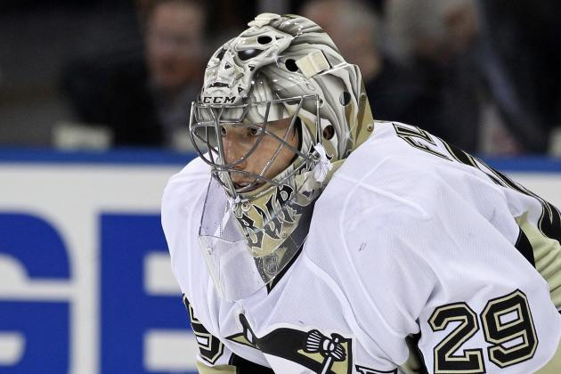 Is 2014-15 a Make-or-Break Season for Pittsburgh Penguins' Marc-Andre Fleury?