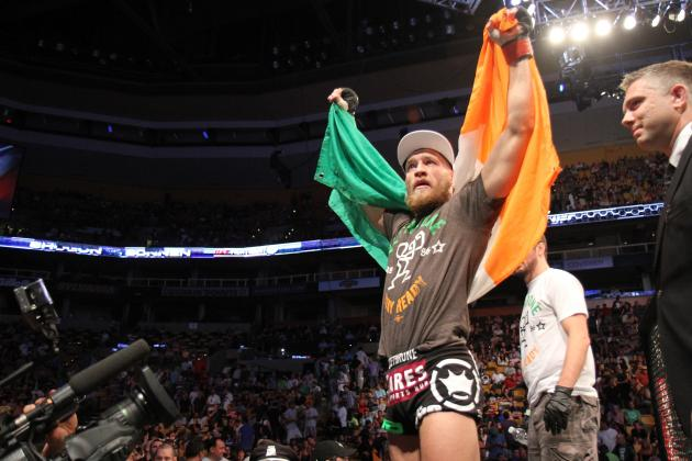 Conor McGregor on UFC 178: 'Tell Jon (Jones) I'm Taking a Cut of His PPV'