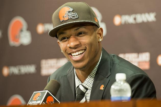 Justin Gilbert Signs with Browns: Latest Contract Details and Analysis