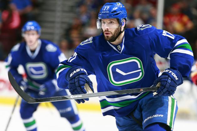 Video: Watch the Canucks' Braintrust Discuss Kesler Trade