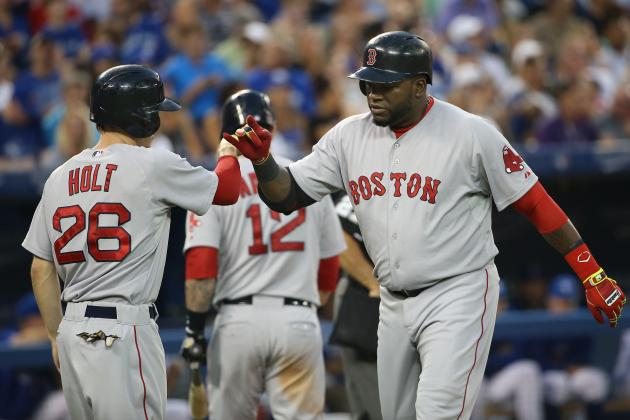 Boston's David Ortiz Passes Carl Yastrzemski for 36th on All-Time Home Runs List