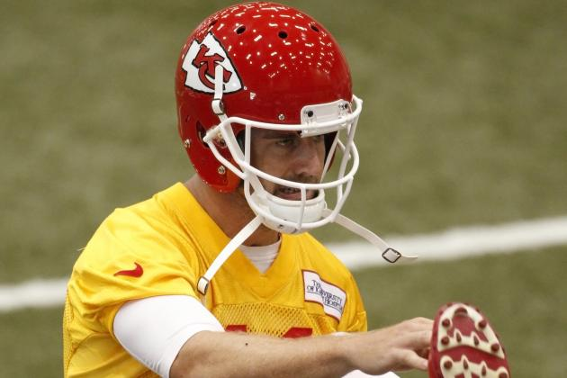 Alex Smith Deserves Lucrative Contract from Kansas City Chiefs
