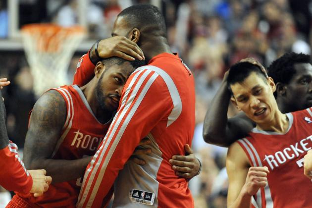 Troy Daniels Must Transition from Feel-Good Story to Real Deal for Rockets