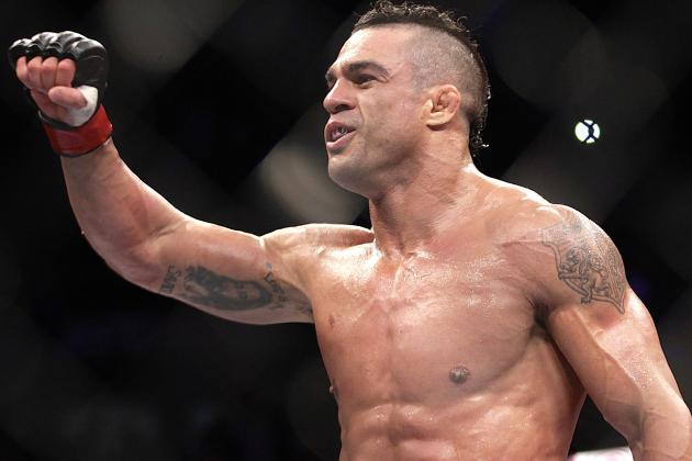 Vitor Belfort Granted Conditional License to Fight Chris Weidman on Dec. 6