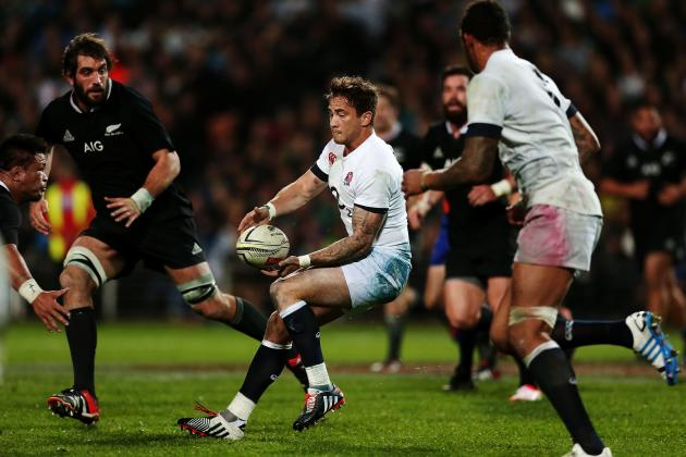 Danny Cipriani Should Eye Move to Harlequins Rather Than Stay at Sale Sharks