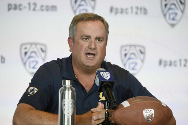 Cal Coach Sonny Dykes Says This Football Season Will Be Different