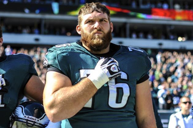 Can Allen Barbre Seamlessly Replace Lane Johnson in Philadelphia?
