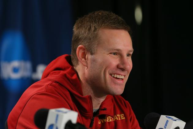 Hoiberg Already Back at Practice After Surgery