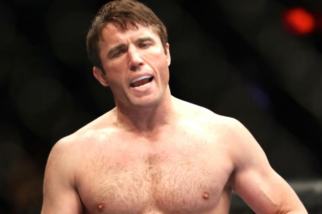 Chael Sonnen Issued 2-Year Suspension, No Fine for 5 Drug Failures