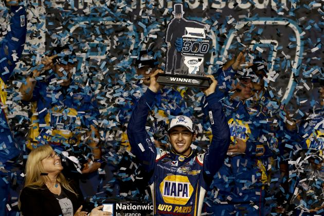 NASCAR Nationwide Series at Brickyard 2014: Full Schedule, Standings and Preview