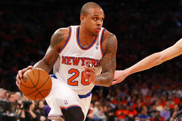 Knicks Waive Shannon Brown