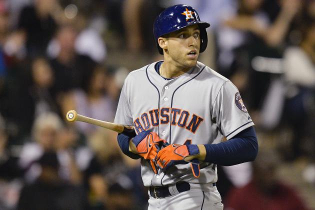 Astros Place OF Springer on DL