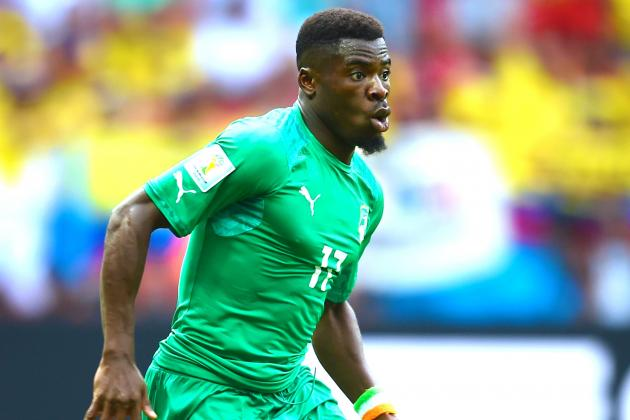 Serge Aurier to PSG: Latest Transfer Details, Reaction and More
