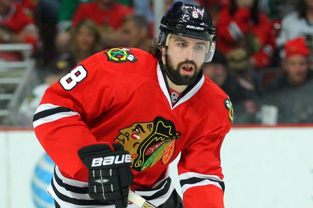 Why Trading Nick Leddy Is Chicago Blackhawks' Best Option to Deal with Cap Woes