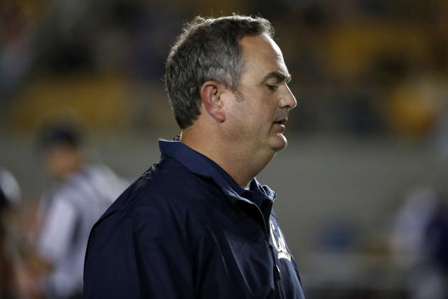 Coach Sonny Dykes Admits to Worry About Cal's Secondary