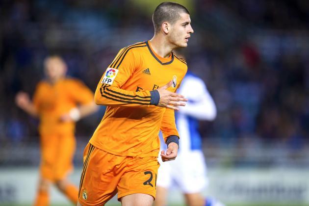 Alvaro Morata: Former Real Madrid Striker Provides Juventus with Options