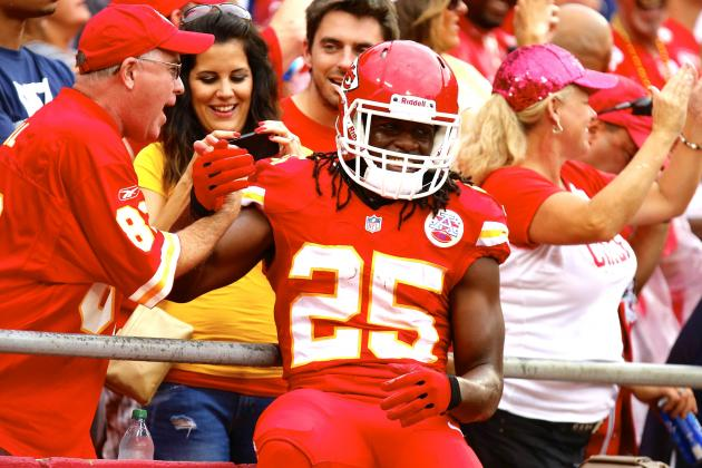 Jamaal Charles, Chiefs Agree on New Contract: Latest Details and Reaction