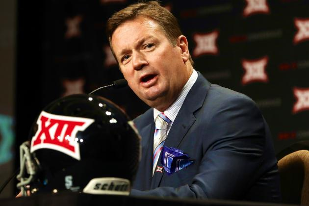 Bob Stoops Comments on SEC, Nick Saban and More at Big 12 Media Days