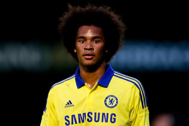 Chelsea's Rising Stars Continue to Make the Most of Pre-Season in RZ Pellets Tie