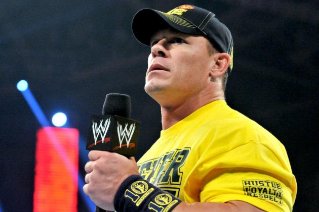 John Cena on the Verge of Becoming WWE's Mr. SummerSlam