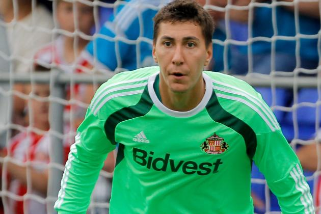 Pantilimon Makes Sunderland Debut and Johnson Returns to Action