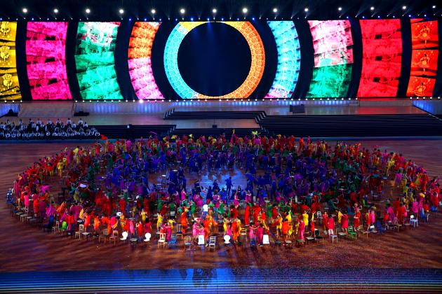 Commonwealth Games 2014 Opening Ceremony: Top Moments and Twitter Reaction