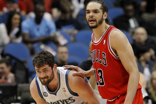Why Chicago Bulls Are the Perfect Fit for Kevin Love
