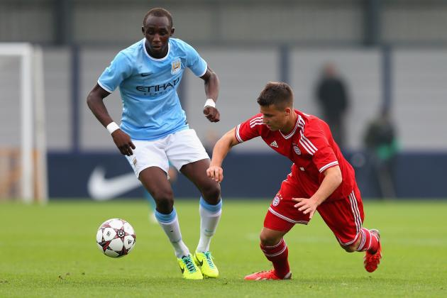 Patrick Vieira Right to Take His Man City Youngsters off the Pitch in Croatia