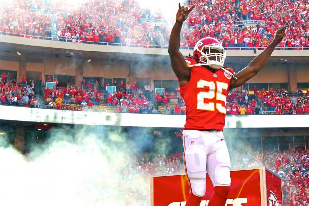 Jamaal Charles Extension with Chiefs a Mutually Beneficial Deal at Perfect Price