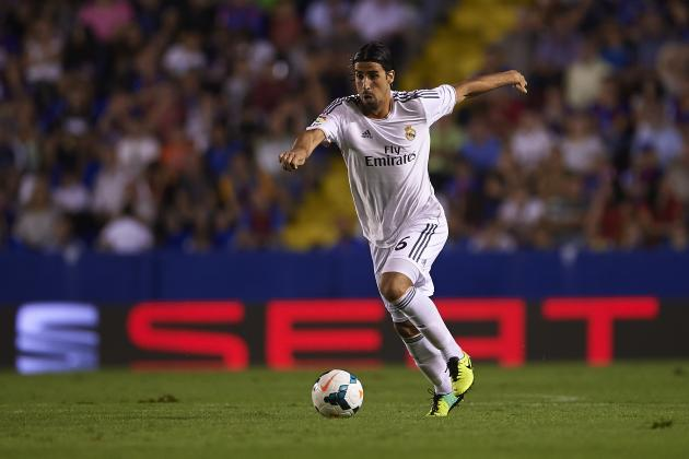 Arsenal Transfer Rumours: Latest Gossip Surrounding Sami Khedira and More