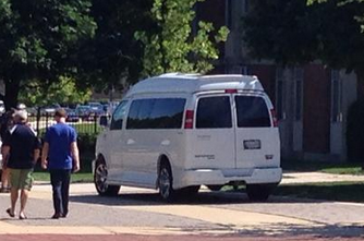 Jay Cutler Drove to Camp in a Big Van, Is Still the Best
