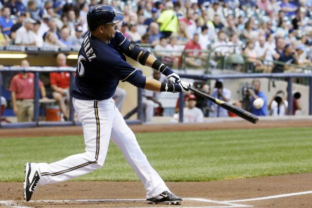 Brewers' Aramis Ramirez Plays in 2,000th Career Game