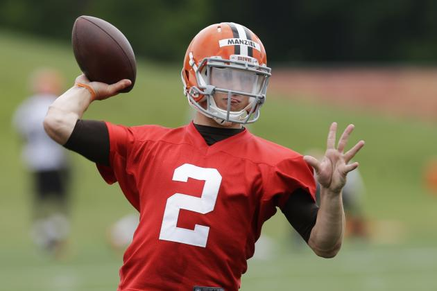Johnny Manziel Is Logical Week 1 Starter to Usher in Browns' New Era