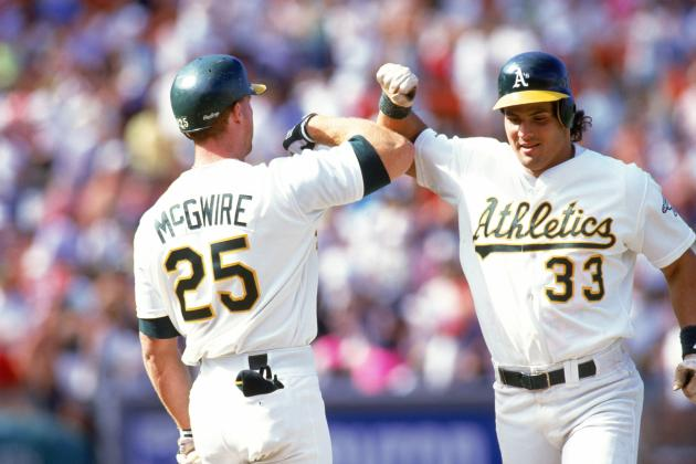 Mark McGwire Comments on Jose Canseco's Attempt to Reconcile Bash Brothers