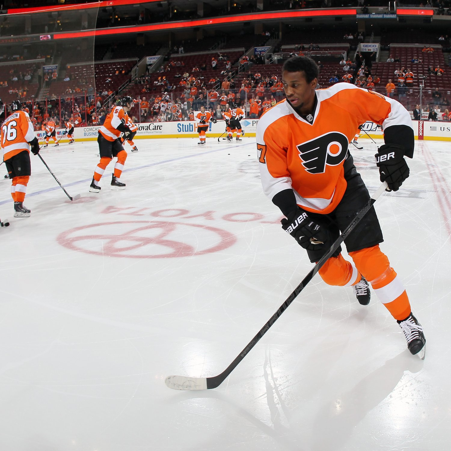 7 Best Philadelphia Flyers Themed Party Images On: Predicting Philadelphia Flyers' Best Player At Each