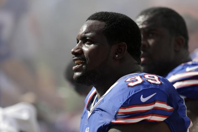 Buffalo Bills Should Avoid a Long-Term Commitment to Marcell Dareus