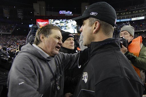 How Much Job Security Does Each NFL Head Coach Have Entering 2014?
