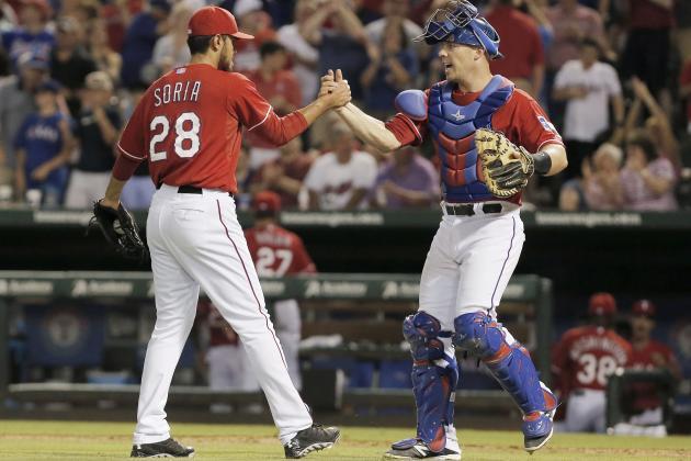 Joakim Soria Trade Exactly What Texas Rangers Need