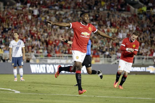 Manchester United vs. LA Galaxy: Score, Grades and Post-Match Reaction