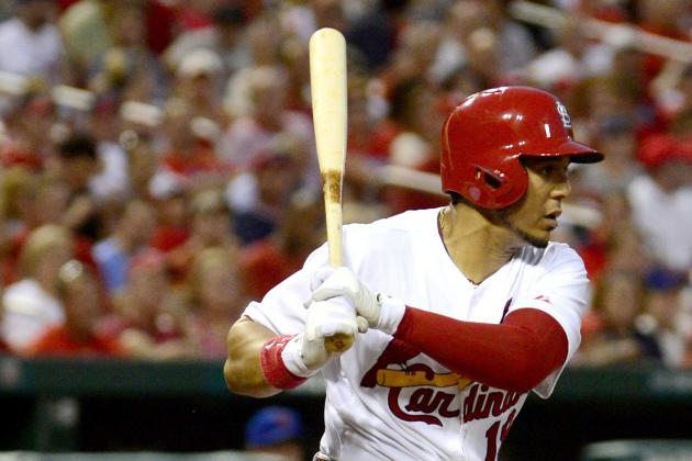 Jon Jay Strikes out in 4-2 Count After Umps, Cardinals Lose Track of Count