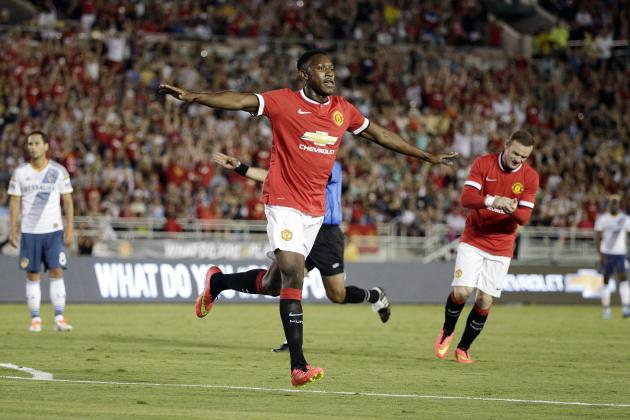 LA Galaxy vs. Manchester United: Score, Grades and Post-Match Reaction