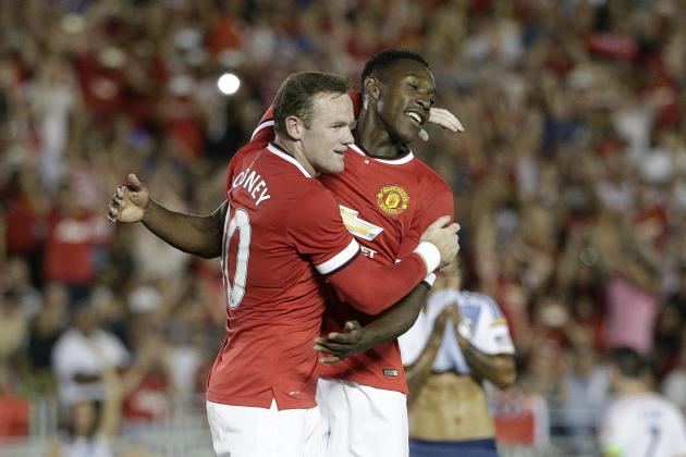 Twitter Reacts to Wayne Rooney's Performance from Manchester United vs LA Galaxy